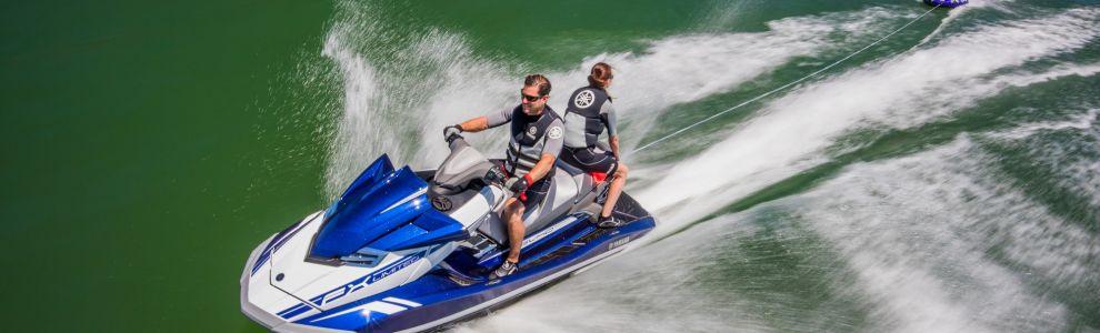 Motos Aquàtiques d'Altes Prestacions