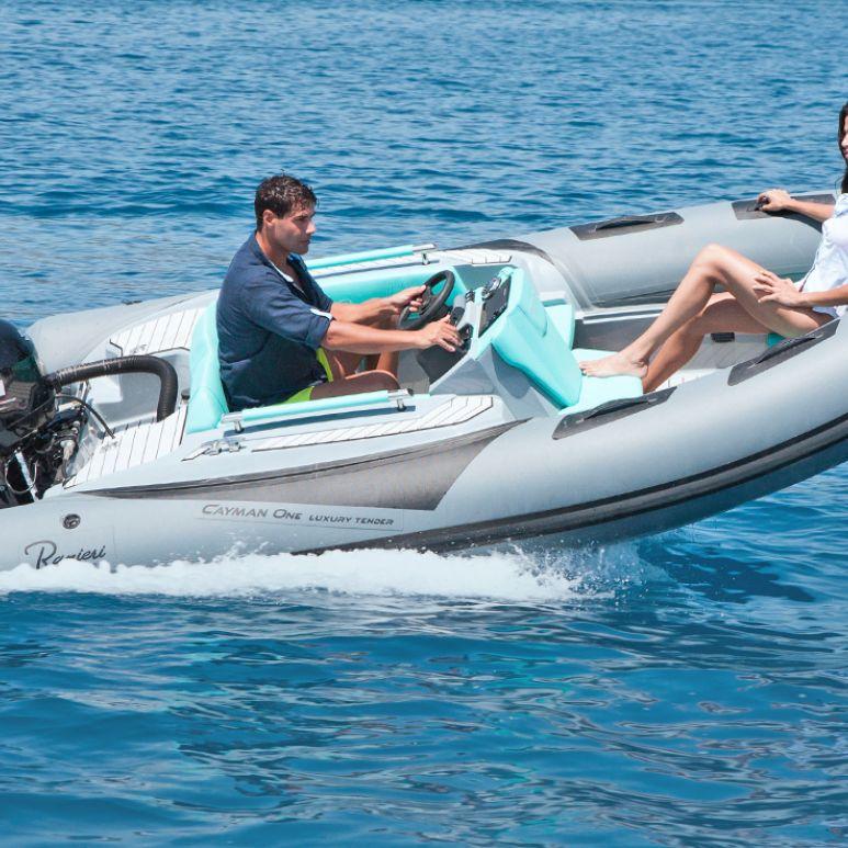 Ranieri Cayman One Luxury Tender